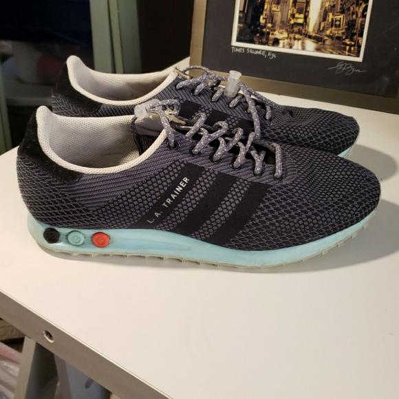 size 40 29ffb d1ef7 Adidas Custom La Trainer size 10